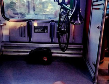 Featured Commuter Victor J