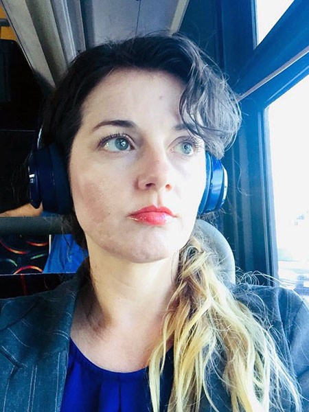 Featured Commuter Melissa R