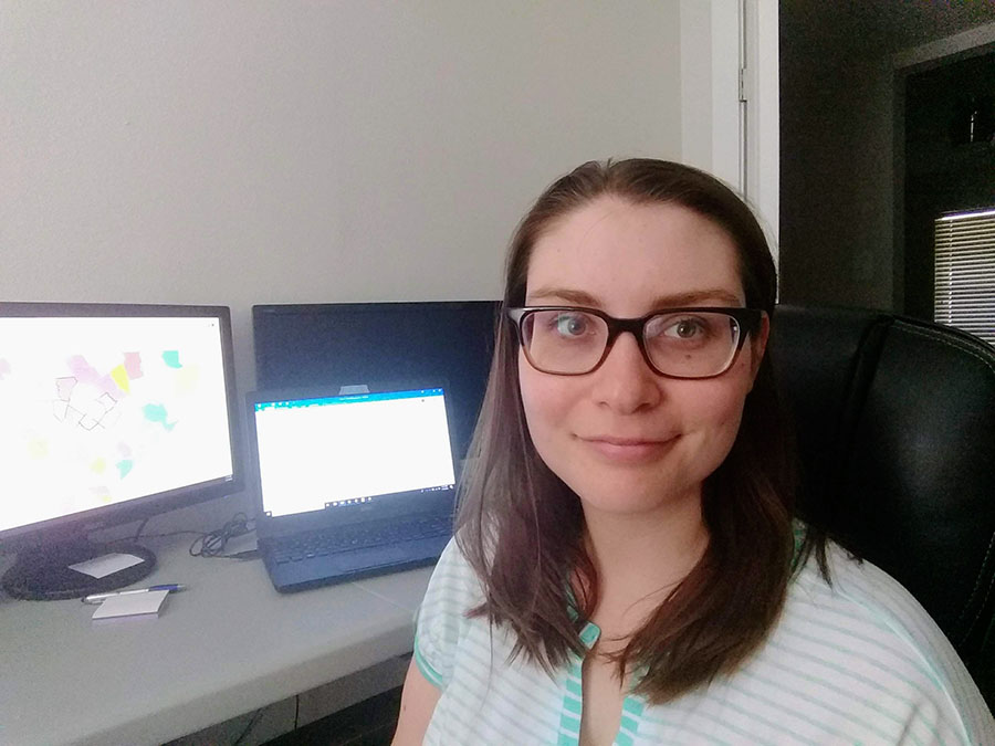Featured Commuter Christiane Alepuz