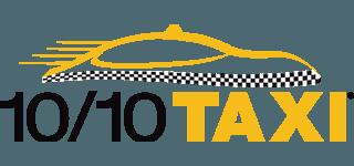 10/10 Taxi logo
