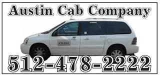 Austin Cab logo