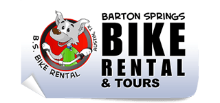 Barton Springs Bike Rental logo