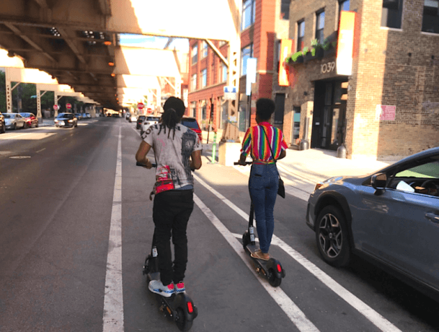 DePaul Scooter Riders